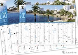 Calendario AAVV ses Figueretes