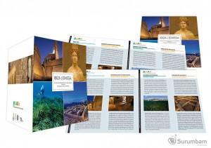 Diptico 15 Aniversario Eivissa Patrimonio