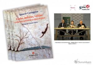 Ignacio Cartagena cubierta libro