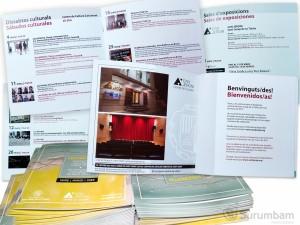 Agenda Cultural mensual Sant Josep